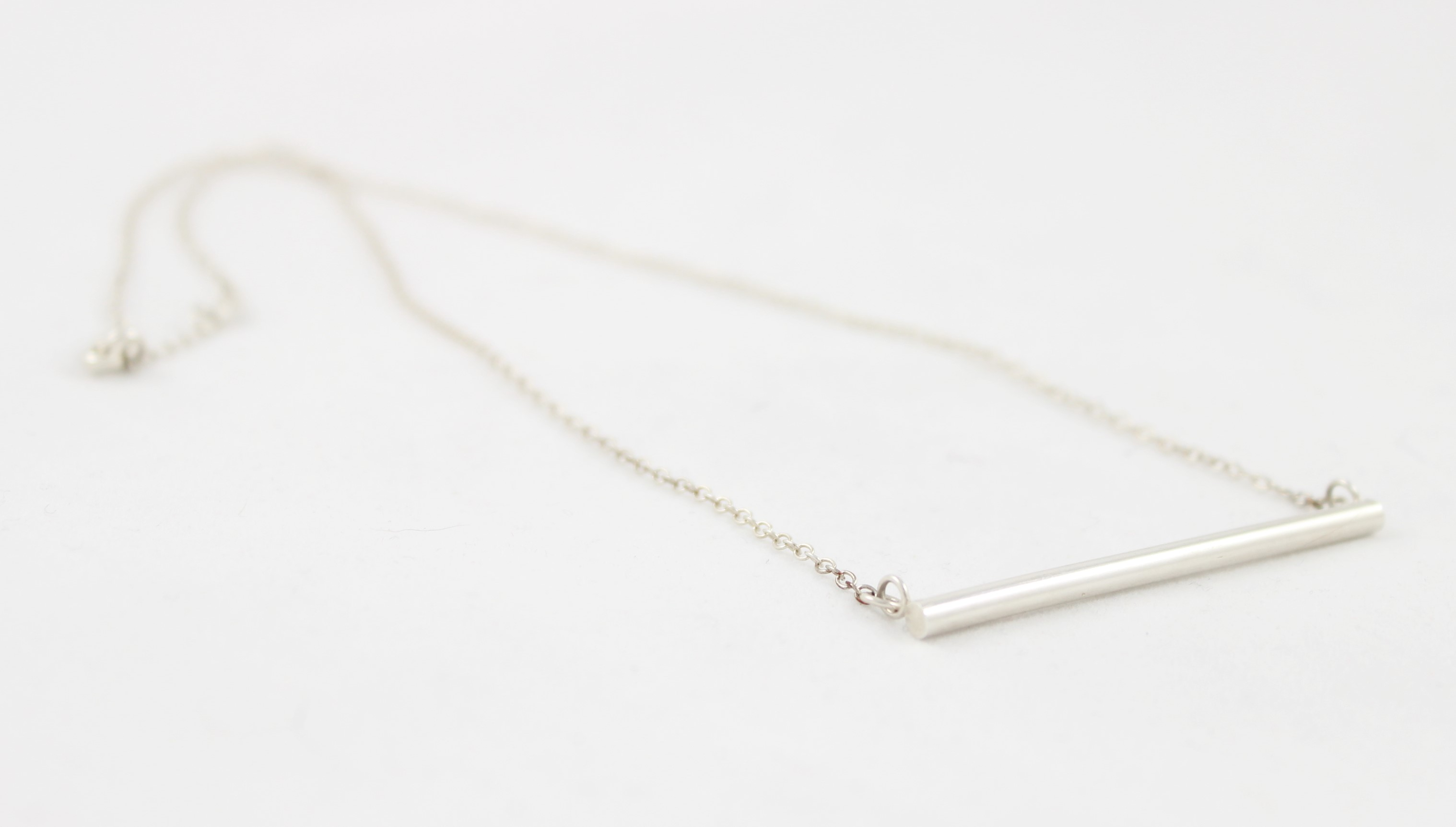 store silver prairie wild necklace chain hammered sterling handmade pendant by jewelry