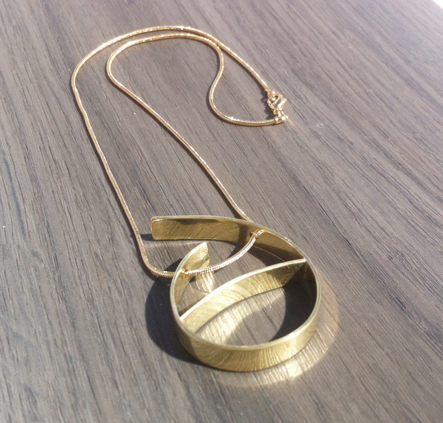 plated silver jewelry sterling in gold brass stati with stations products necklace metro